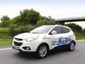 Ils parcourent 700 km en Hyundai ix35 Fuel Cell