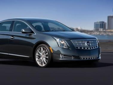 Cadillac XTS de série: 1ère image