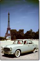 PEUGEOT 403 D : la première diesel française