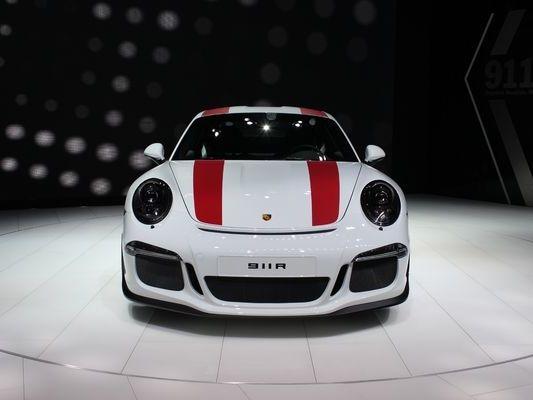 Porsche : la folie de la spéculation gagne déjà la 911 R