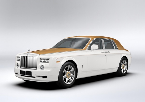 Rolls-Royce Phantom Bespoke Collection : pour les Émirs