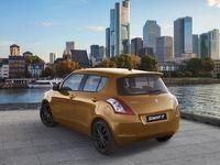 Suzuki lance la série spéciale Swift In The City