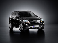 Mercedes ML 2008, facelift de printemps