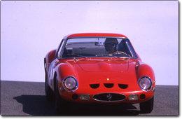Ferrari 250 GTO : la divine