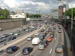 Huit des 10 principaux points noirs de la circulation en Europe se trouvent en Ile-de-France