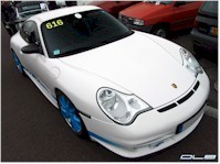 Photo du jour : Porsche GT3 RS