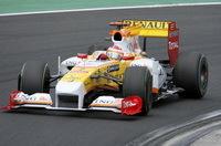 F1: Renault sera finalement à Valence !