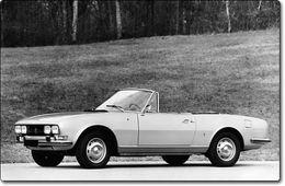 Peugeot 504 Coupé/Cabriolet (1969-1983)