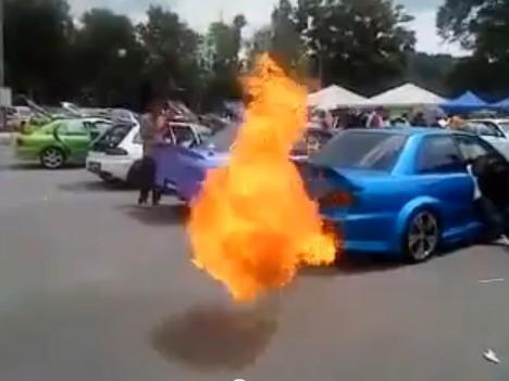 La Saucisse (grillée) du vendredi : P-flamme