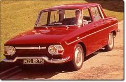 Renault 10 (1965-71) : le vilain petit  canard