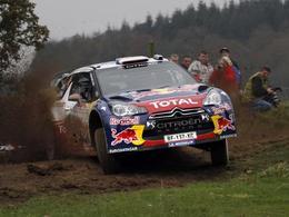 WRC Grande Bretagne Jour 1 : Loeb et Hirvonen au coude à coude