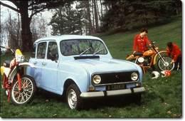 Renault 4 L : roulez jeunesse !