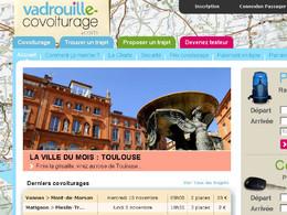 Le site Vadrouille-covoiturage.com dédié au co-voiturage  longue distance