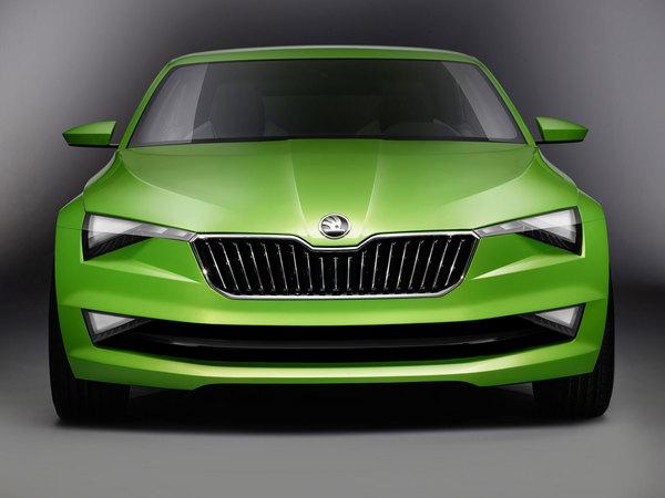 Rapid'news - La 1ère Skoda plug-in hybrid attendue en 2016...