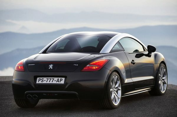 Officiel : voici la Peugeot RCZ