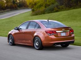 SEMA 2010 : Chevrolet signe ses petites d'un Z qui veut dire Zport