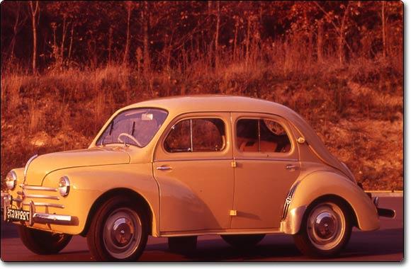 renault 4cv  1946