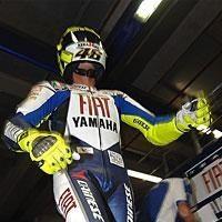 Moto GP: Chine D.2: Rossi, dans une autre dimension