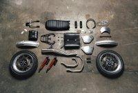 Moto Guzzi Garage : pour relooker son V7