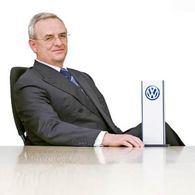 VW vs Porsche : Martin Winterkorn réjoui d'être racheté !