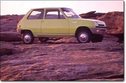 Renault 5 (1972 - 1984) : bien dans son temps