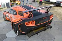 Une Lotus Exige GT3 en Australie: forcément différente