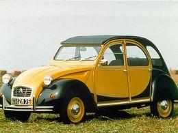 Citroën 2 CV: la célèbre Deudeuche