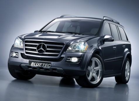 Diesel Power pour Mercedes USA (enfin)