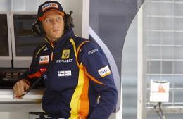 Romain Grosjean nouveau pilote Renault F1!