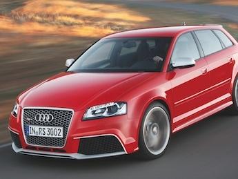 Une Audi RS3 Plus en préparation