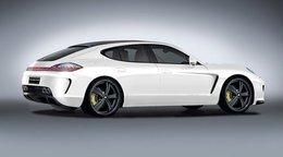 Porsche Panamera par Gemballa: elle s'appelle Mistrale
