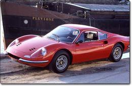 Dino Ferrari 246 GT (1969-74) : Amicalement vôtre