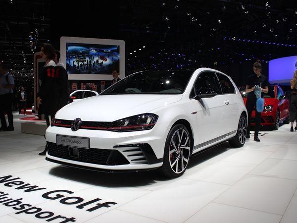 Volkswagen Golf GTI Clubsport : à partir de 37 400 €