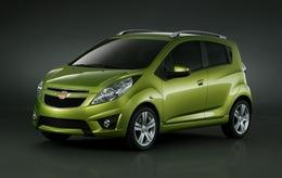Bientôt une concurrente de la Tata Nano pour la General Motors ?