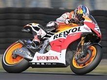 Moto GP - France: Dani Pedrosa a vaincu le signe indien