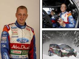 WRC 2012 - Hirvonen chez Citroën et Ogier chez Ford