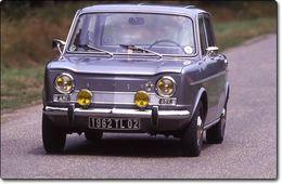Simca 1000 (1961-1978) : la petite hirondelle de Poissy