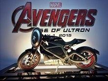 Vidéo - Harley-Davidson: les Avengers roulent en LiveWire