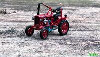 Miniature : 1/43ème - Tracteur VALMET 20