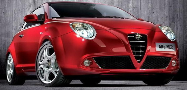 Alfa Romeo Mi.To : officielle ?