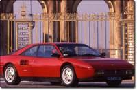 Ferrari Mondial (1980-1993) : apparences trompeuses