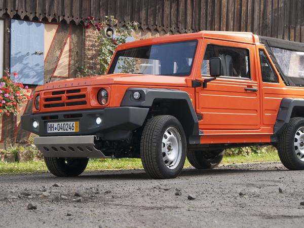 Travec Tecdrah: un vrai 4x4 cousin germain du Dacia Duster