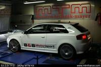 MTM s'énerve : 380 chevaux dans l'Audi S3 !!