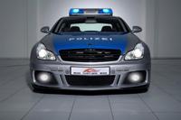 Brabus Rocket Polizei