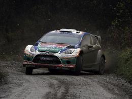 WRC Grande-Bretagne - Jour 3 : Latvala prend l'ascendant