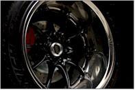 Toyota Supra black, ca le fait non?