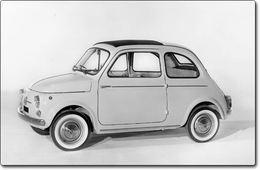 Fiat 500 (1957-75) : le pot de yaourt