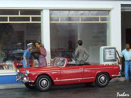 1/43ème - LANCIA Appia cabriolet Vignale