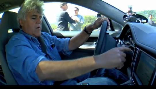 [Vidéo] Jay Leno essaie la Porsche Panamera Turbo