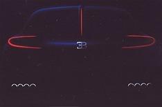 Bugatti montrera bien un concept-car en septembre